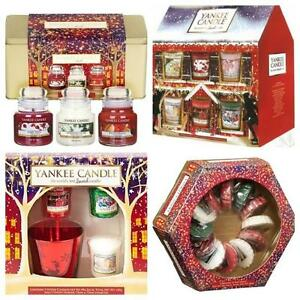 Christmas Gift Sets.Details About Yankee Candle Christmas Gift Set Giftsets Variety