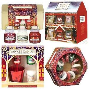 Yankee Candle Christmas Gift Set Giftsets Variety Ebay