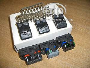 s l300 wiring harness repair kit ecu connectors cinch, molex brand new  at fashall.co
