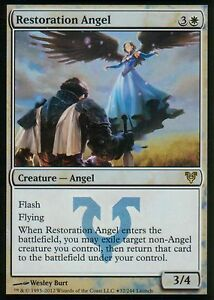 Restoration-Angel-FOIL-EX-Release-Promos-Magic-MTG
