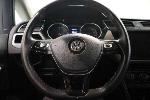 VW Touran 1,6 TDi 115 Comfortline Connect DSG 7prs - billede 3