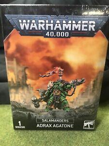 Games Workshop Adrax Agatone Unopened New Warhammer 40k