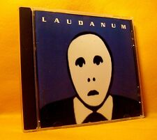 CD Laudanum Ijon Tichy 10TR 1997 Goth Rock, Synth-pop