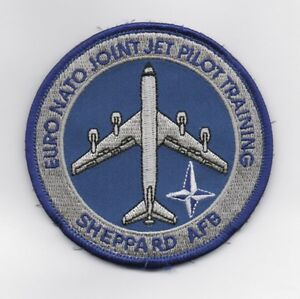 Details about USAF Patch EURO-NATO JOINT JET PILOT TRAINING GRADUATE  assigned to KC-135s