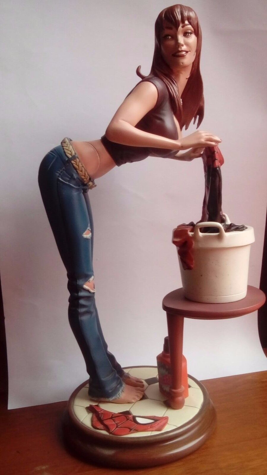 Statuette Mary Jane Sideshow (Comiquette)
