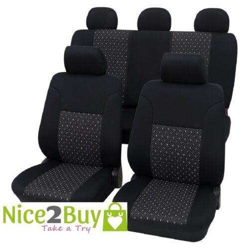 Sitzbezug Ambiente schwarz Audi Q5 Autoschonbezug