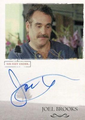 Six Feet Under Season 1 /& 2  Autograph Cards  By  Rittenhouse     CHOOSE