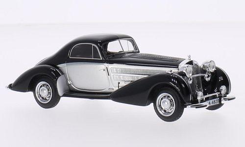 Horch 853 Spezial Coupe/' Silver//Black 1:43 Neoscale NEO44820