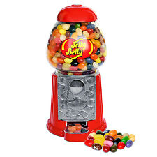 original Jelly Belly Beans Maschine +100g Jelly Belly Kaugummiautomat Automat