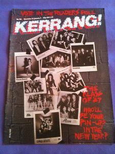KERRANG-no-136-December-1986