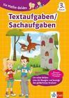 Klett Die Mathe-Helden Textaufgaben 3. Klasse (2017, Geheftet)