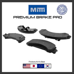 Front Disc Brake Pad Premium Pads Fits 1994 Mazda B2300 B300 B4000 Navajo