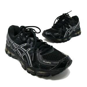 Asics Gel-Kayano 17 IGS Black Sneakers