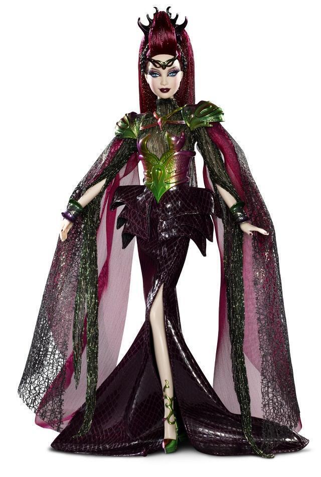 Muñeca Barbie Emperatriz De Los Aliens