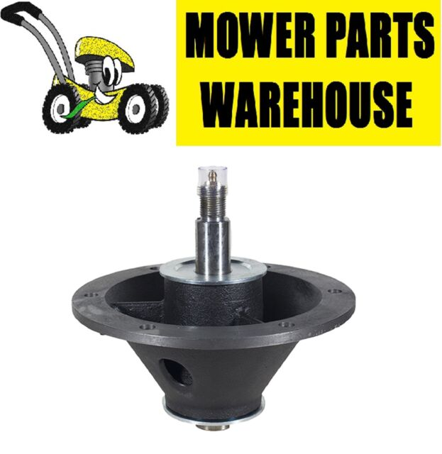 SNAPPER 5100993SM ROTARY PART # 14708 CAST IRON SPINDLE REPLACES FERRIS 5100993