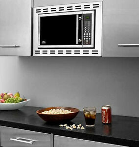 Summit Otr24 Built In Microwave Oven 900 Cooking Watts