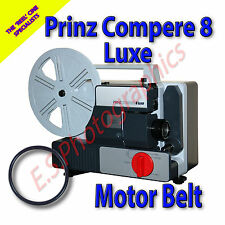 PRINZ Presentatore 8 LUXE SUPER 8mm CINE PROIETTORE Belt (motore principale Cintura)