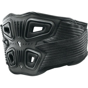 FASCIA LOMBARE THOR FORCE BELT ADULTO WHITE TAGLIA L//XL CROSS ENDURO QUAD