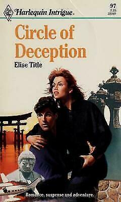 Circle Of Deception (Intrique, No 97), Elise Title, Good Book