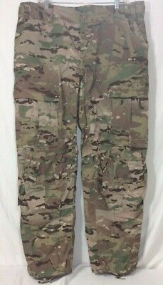 NWT US ARMY MULTICAM ADVANCED COMBAT PANT SMALL REGULAR W//O CRYE KNEE PADS