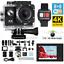 Indexbild 2 -  Sport Campark Aktion Kamera Action Cam Camera UHD 4K WiFi Unterwasserkamera NEU