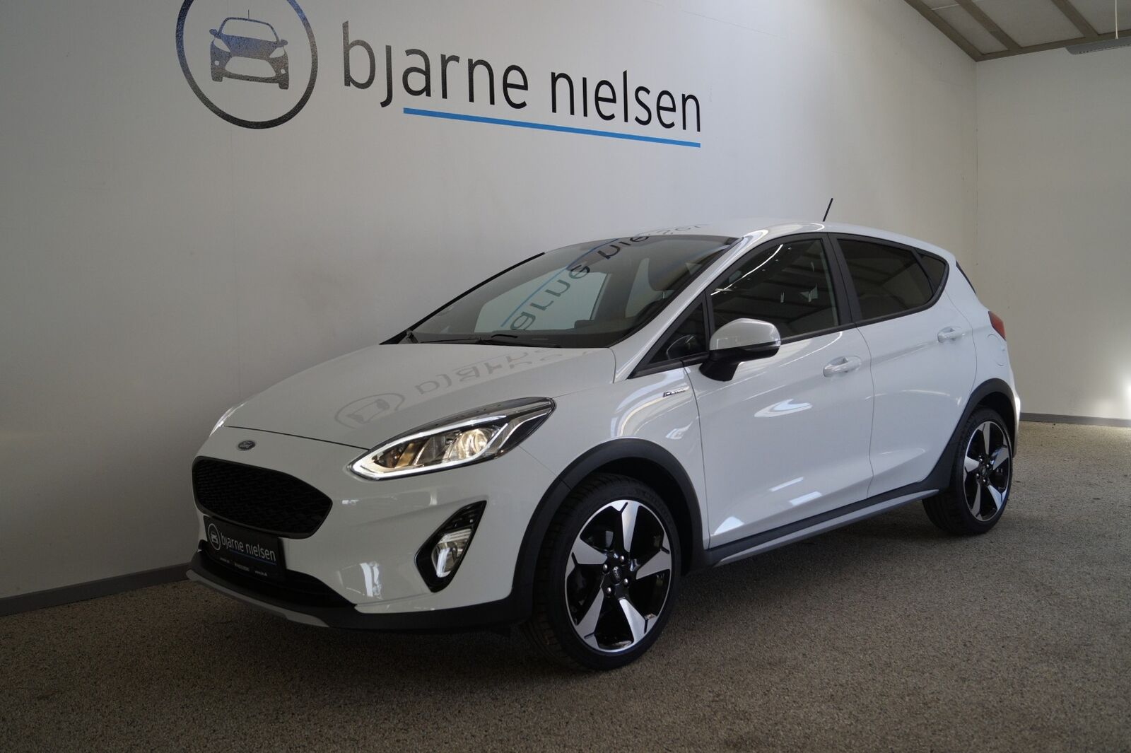 Ford Fiesta 1,0 SCTi 140 Active II
