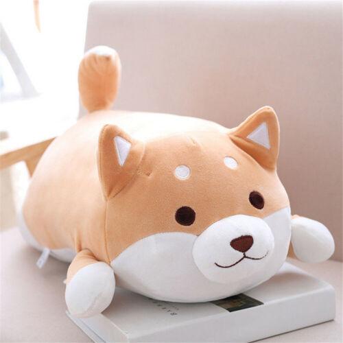 Japanese Anime Shiba Inu Dog Plush Doll Soft Stuffed Animal Toy Cute Pillow Hot