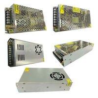 Universal Led Strip Switching Power Supply Driver 2a 5a 10a 15a 20a 30a Dc 12v