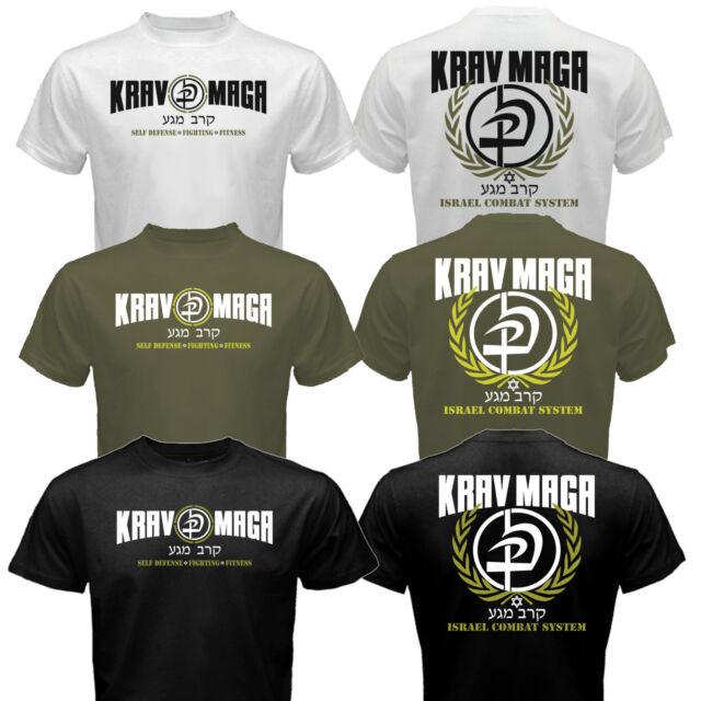 Krav Maga MMA Martial Arts Self Defense Israel IDF Short-Sleeve Unisex T-Shirt