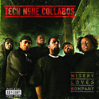 Misery Loves Kompany [PA] by Tech N9ne Collabos/Tech N9ne (CD, Jul-2007, Strange, Inc.)