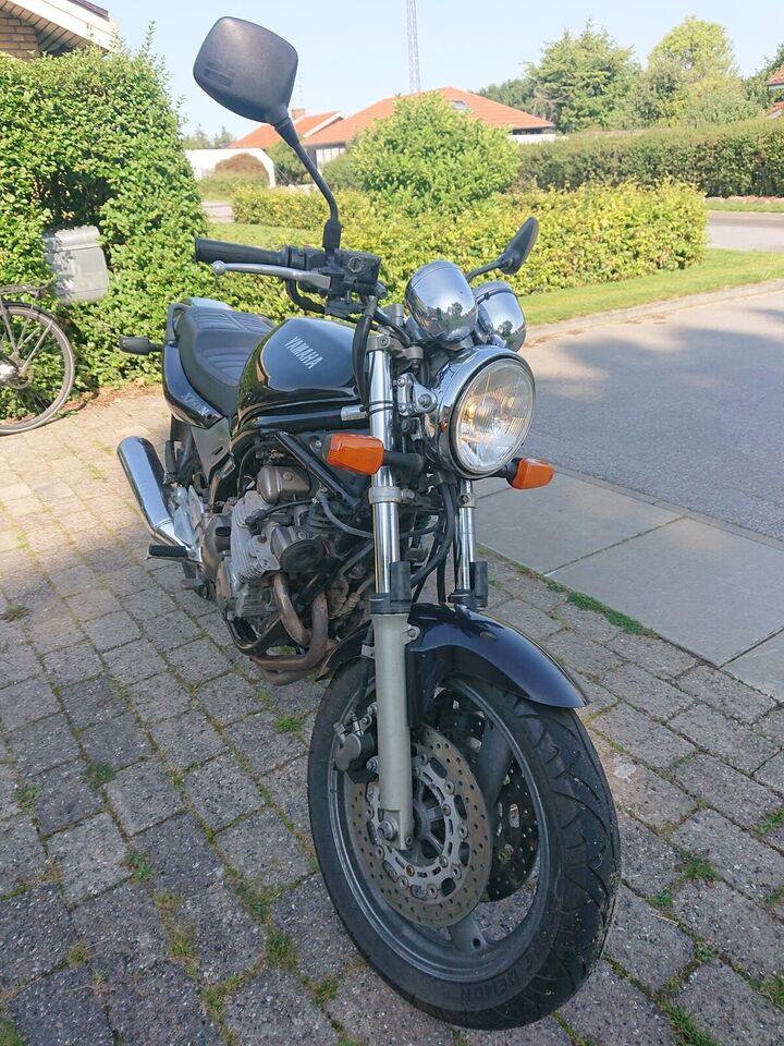 Yamaha, XJ600N, 600 ccm
