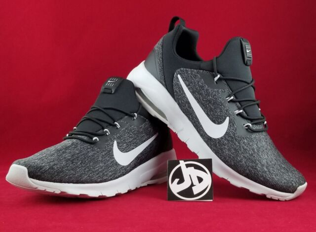 a5279066b1f NIKE AIR MAX MOTION RACER BLACK PURE PLATINUM RUNNING 916771 004 Size 11
