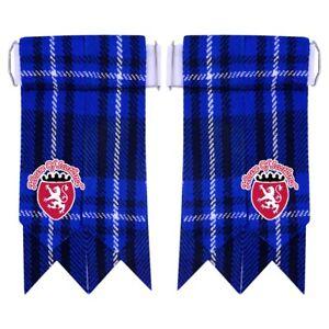 Alerte Hs Highland Flashes De Chaussettes Kilt Galicien Tartans / Écossais Chausettes Technologies SophistiquéEs