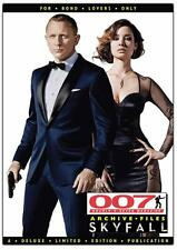 007 MAGAZINE ARCHIVE FILES - Skyfall File #1 - MINT AND UNREAD