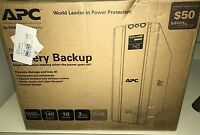 Apc Br1300g Back-ups Pro 1300va 10-outlet Uninterruptible Power Supply (ups)