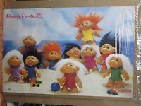 Vintage Troll Fun Original Toy Trolls Original Poster Beach Pa-troll 12288