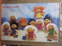 Vintage Troll Fun Original Toy Trolls Original Poster Beach Pa-troll 12289