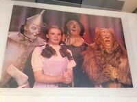 Wizard Of Oz / Poster / Gemini Rising / Mgm / Still In Sleeves