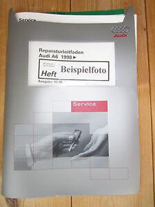 Audi  A6  C5 4B 98 MOTRONIC f. 2,4l + 2,8l AGA AJG ALF ALW ACK ALG Reparatur