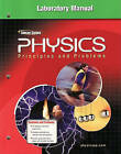 Physics Laboratory Manual: Principles and Problems by McGraw-Hill/Glencoe (Paperback / softback, 2004)