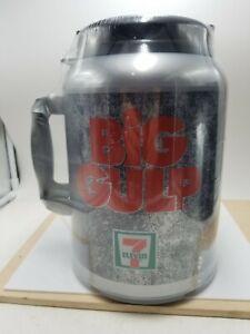 7-11 7 Eleven Big Gulp Whirley 100 oz Insulated Cup Mug NEW /& UNUSED
