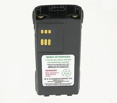 2500mAh 7.2V HNN8148 HNN8148A NiMH Battery for MOTOROLA Radius P110 P-110 Radio