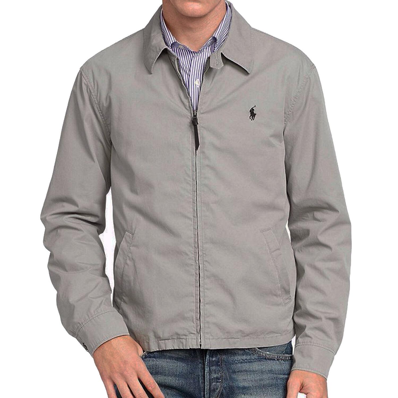 Polo Ralph Lauren Men's Landon Cotton Poplin Windbreaker (710543546006)