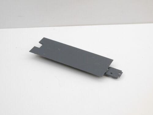 1:87 EM4602 Herpa Zwischenplatte für Pritsche Kran schwarz für Umbau Eigenbau