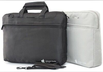 Black Travel Carry Case Bag Apple 33cm 33.8cm Macbook Pro Air or Retina
