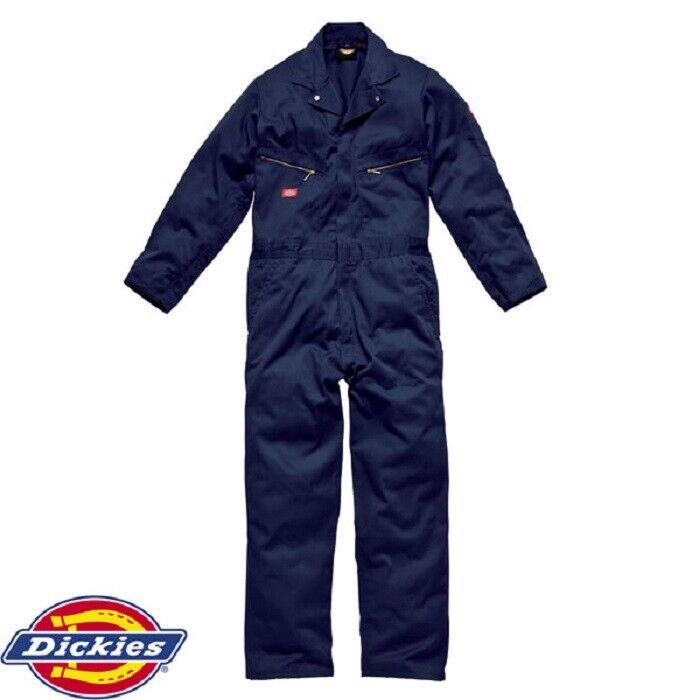 Dickies Hombre Azul Marino Cálido En General En Tamaño L (grande) 48/50.en Muy Buen Estado