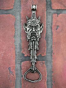 Image Is Loading Bacchus Bottle Opener 6 5 034 Devil Demon