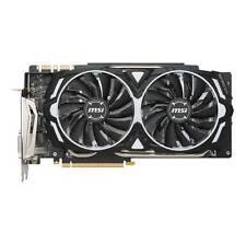 MSI NVIDIA GeForce GTX 1080 Ti ARMOR OC 11GB GDDR5X DVI/2HDMI/2DisplayPort