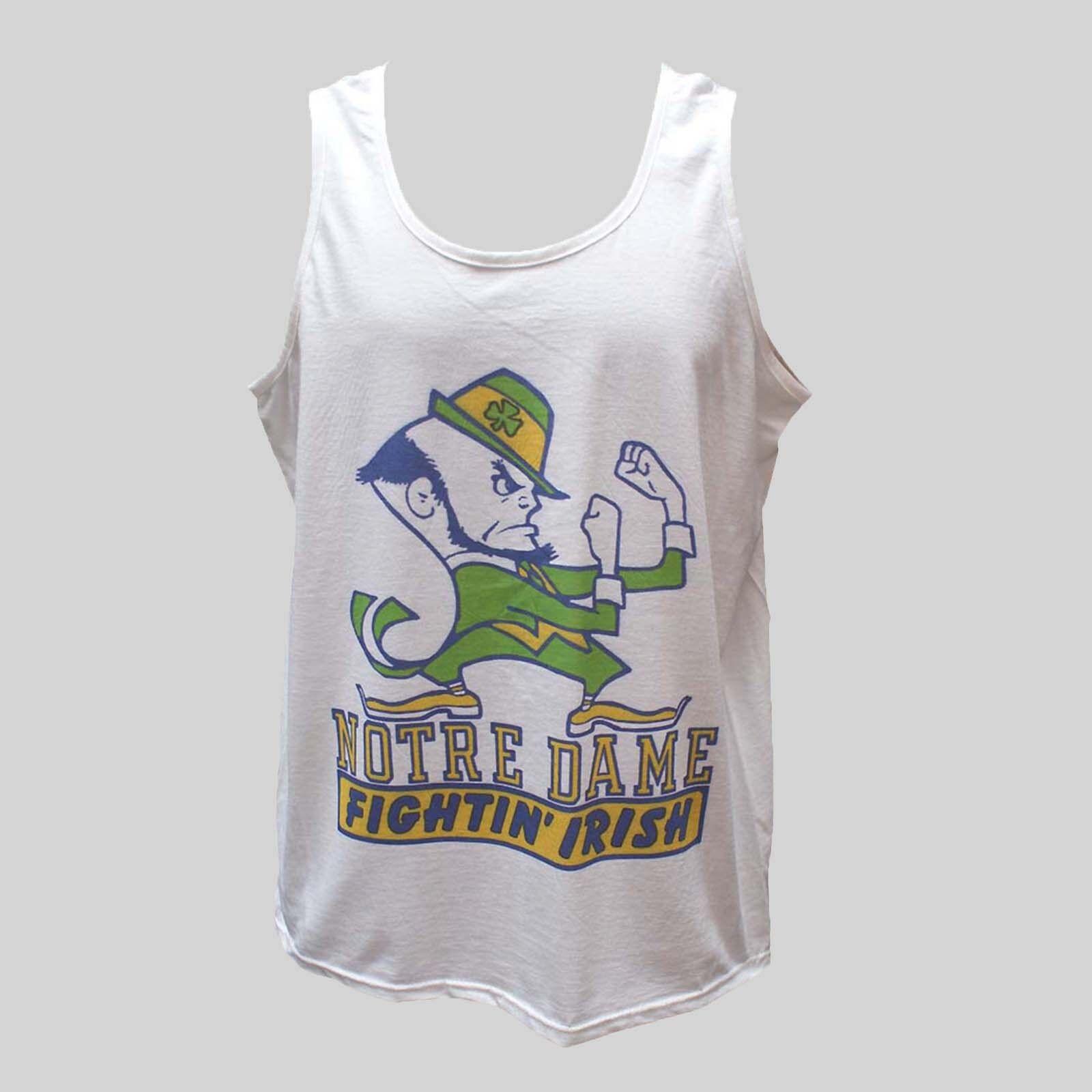 Irish party fun alcool T-shirt Unisexe Blanc Débardeur Tank Tank Tank Top Punk Rock S-2XL f16731