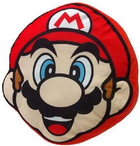 Nintendo-Super-Mario-Bros-peluche-coussin-San-ei-Mario-Kids-confort-cadeau-de-Noel